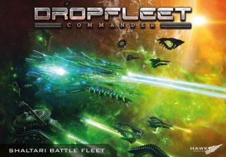 Shaltari Battle Fleet 1