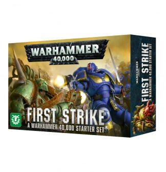 Warhammer 40,000: First Strike 1