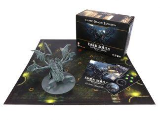 Dark Souls: Gaping Dragon 1