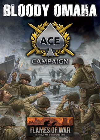 Flames of War: Bloody Omaha Ace Campaign Card Pack 1