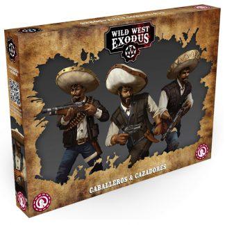 WWX: Caballeros and Cazadores 1