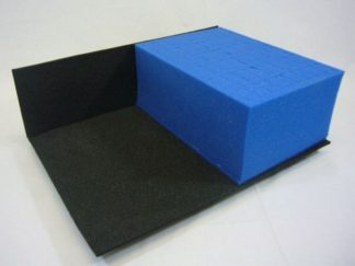 V1 Card Case with Half Width Trays 1