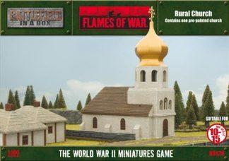 Flames of War: Rural Church 1