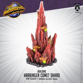 Monsterpocalypse Harbinger Comet Shard 1