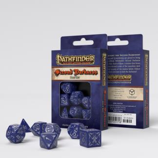 Pathfinder Second Darkness Dice Set (7) 1