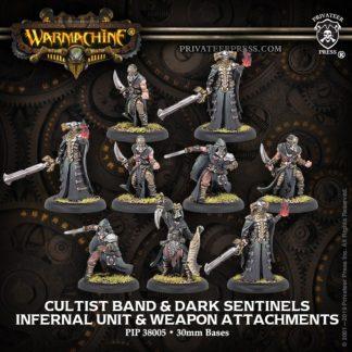 Infernals, Cultist Band & Dark Sentinels 1