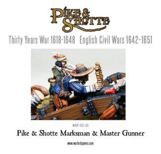Marksman & Master Gunner 1