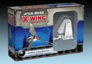 Star Wars X-Wing: Lambda-class Shuttle 1