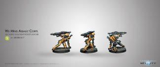 Wu Ming Assault Corps (Heavy RL) 1