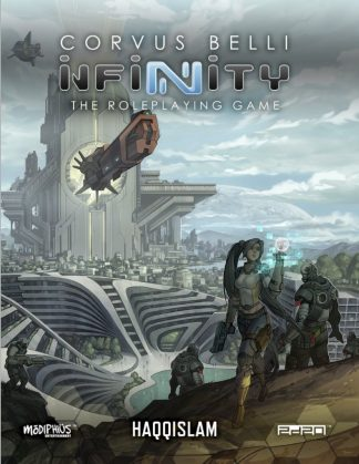 Infinity RPG: Haqqislam Supplement 1