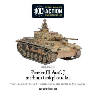 German Panzer III 1