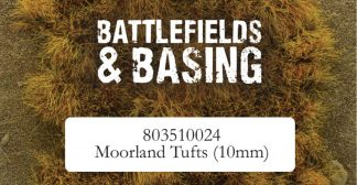 Moorland 10mm Tufts 1