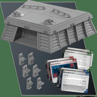 Star Wars Legion: Imperial Bunker 1