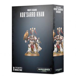 White Scars Kor'Sarro Khan 1