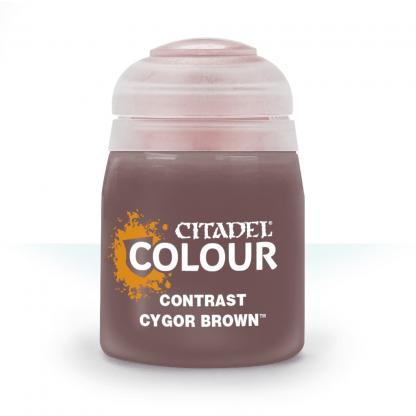 Contrast: Cygor Brown 1