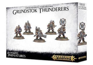 Kharadron Overlords Grundstok Thunderers 1