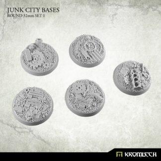 Junk City round 32mm (5) set1 1