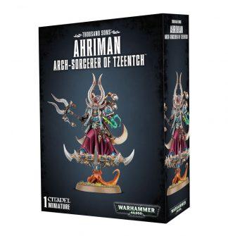 Ahriman Arch-Sorceror of Tzeentch 1