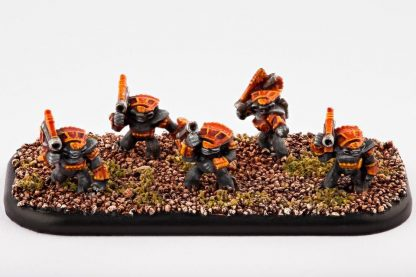 Shaltari Pungari Auxiliaries 3