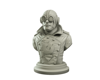 Lobster Johnson Collector's Bust 1