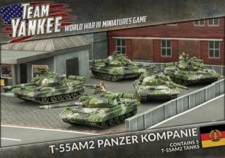 T-55AM2 Panzerkompanie (x5) 1
