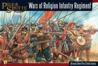 Wars of Religion: Infantry Regiment 1
