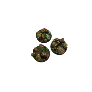 Forest Bases, Round 50mm (2) 1
