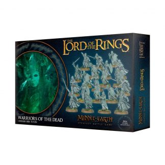 Lord of The Rings: Warriors of The Dead 1