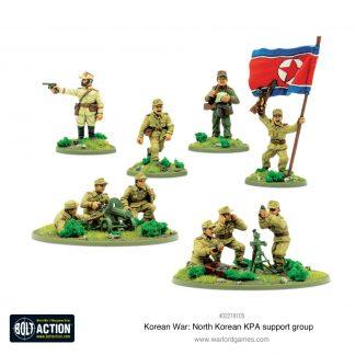 North Korean KPA Support Squad 1