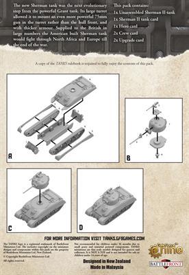 British Sherman II Tank Expansion 2