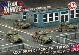 Scorpion or Scimitar Troop (Plastic) 1