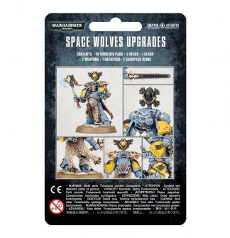 Space Wolves Upgrade Pack 1