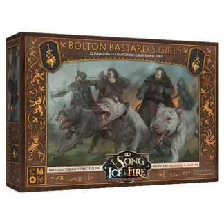 A Song Of Ice and Fire: Bolton Bastard's Girls 1
