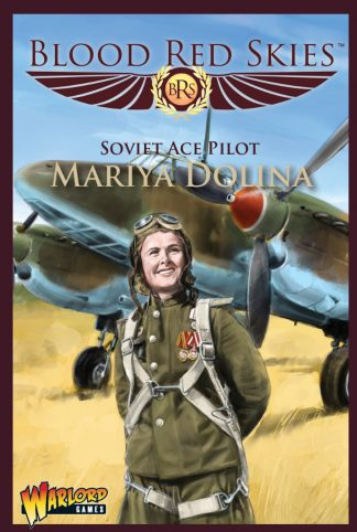 Blood Red Skies: Soviet Ace Pilot Mariya Dolina 1