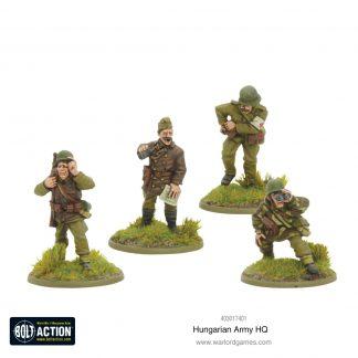 Hungarian Army HQ 1