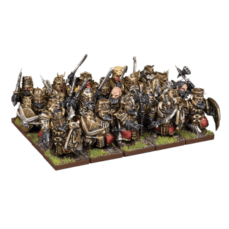 Abyssal Dwarf Blacksouls Regiment 1