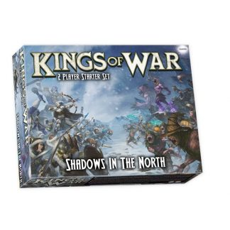 Shadows in the North: Kings of War 2-player starter set 1