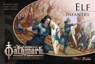 Oathmark Elf Infantry 1