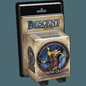 Descent 2nd Ed: Tristayne Olliven 1