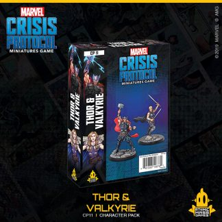 Marvel Crisis Protocol: Thor & Valkyrie 1