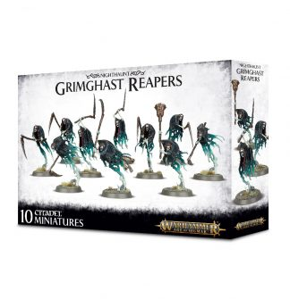 Nighthaunt Grimghast Reapers 1