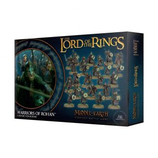 Lord of The Rings: Warriors of Rohan 1