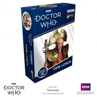Doctor Who: Time Lords 1