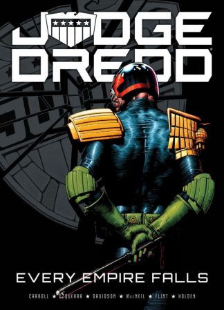 Judge Dredd: Every empire falls (Paperback) 1