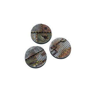 Tech Bases, Round 50mm (2) 1