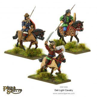 Ottoman Deli Light Cavalry 1