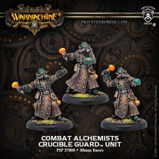 Crucible Guard Unit Combat Alchemists 1