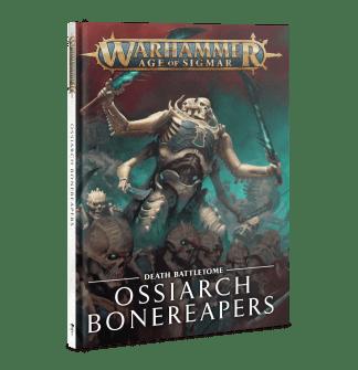 Battletome: Ossiarch Bonereapers 1