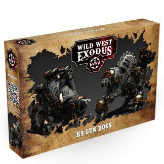 WWX: K9 Gun Dogs 1