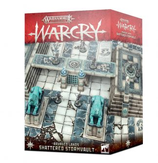 Warcry: Shattered Stormvault 1
